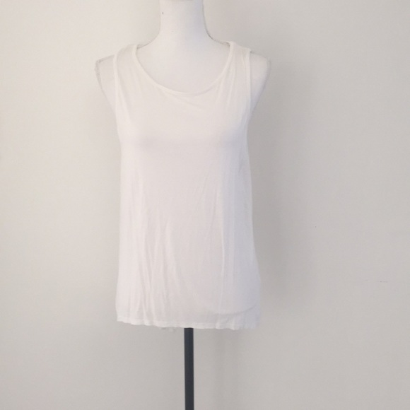 Feel The Piece Tops - New feel the piece open back tank M/L